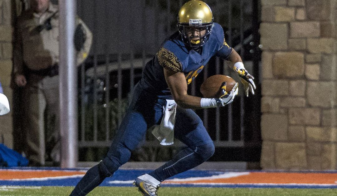 Centennial to host Florida football powerhouse St. Thomas Aquinas