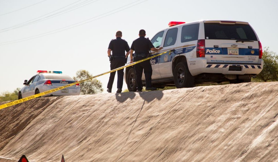 Phoenix police investigating after man's body found in canal