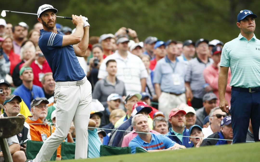 Majors continue to be trouble for Dustin Johnson
