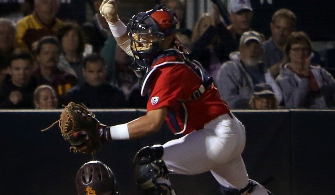 No. 8 UA baseball pounds ASU in first of five meetings