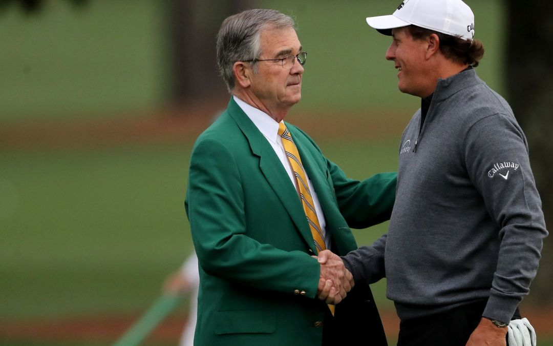 All appears well inside Masters bubble, but is it really?