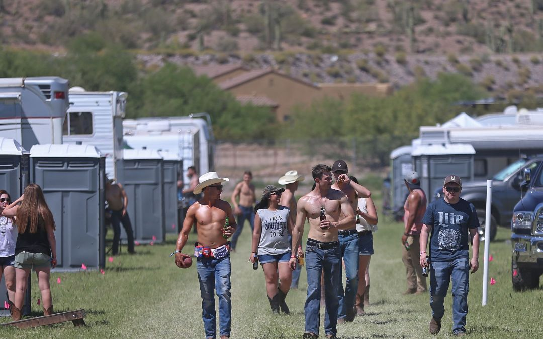 Funniest things we overheard at Country Thunder Arizona 2017