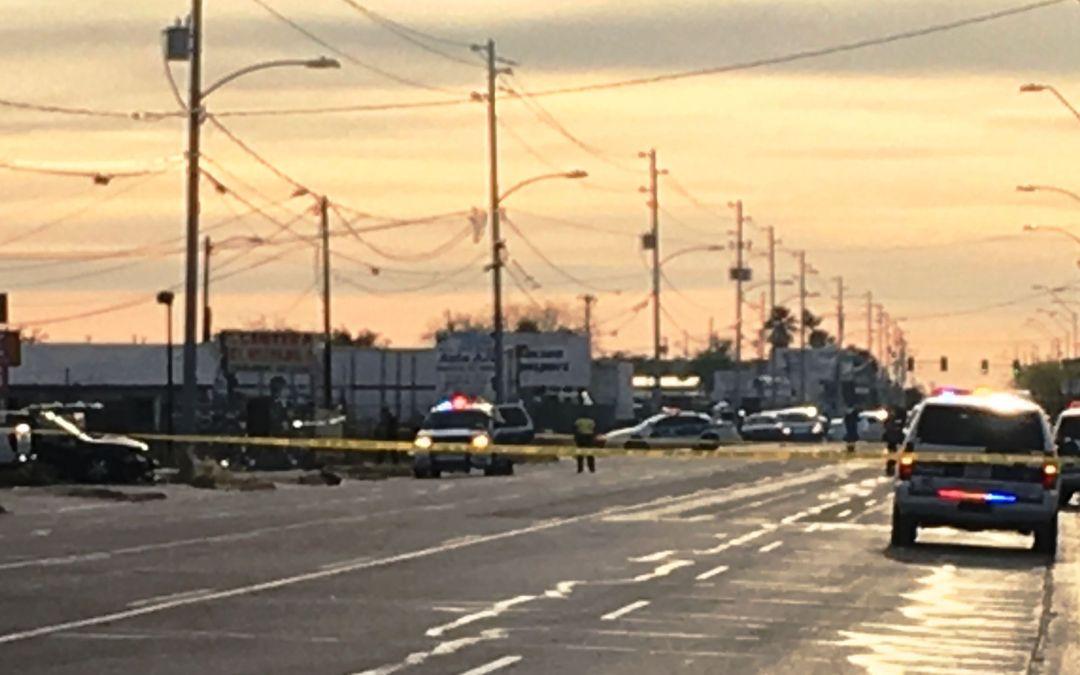 Driver arrested in crash that hurt 4 kids in Phoenix