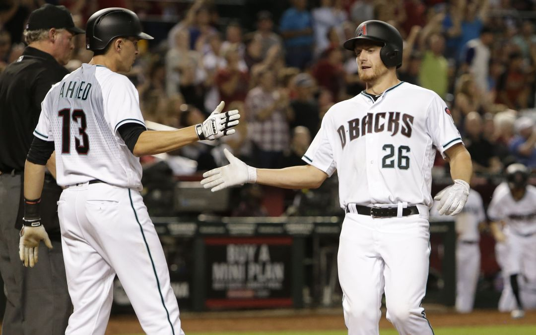 Paul Goldschmidt leads Diamondbacks' rally over Indians