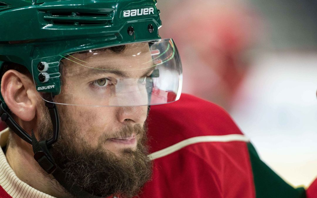 Minnesota Wild's Martin Hanzal returns to face Arizona Coyotes in season finale