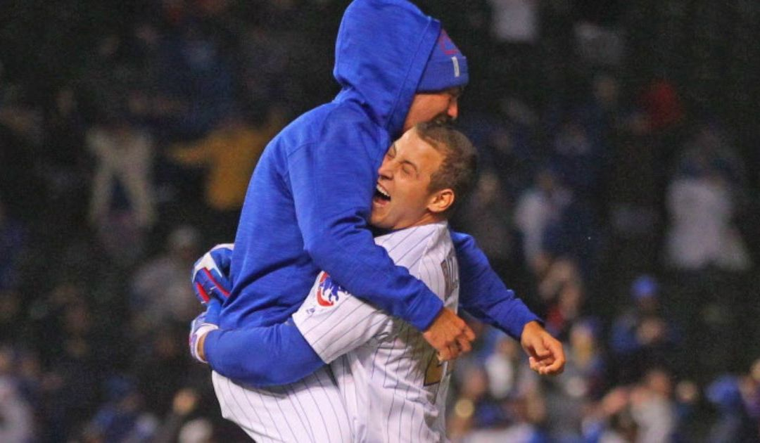 Cubs keep World Series celebration going in special home opener