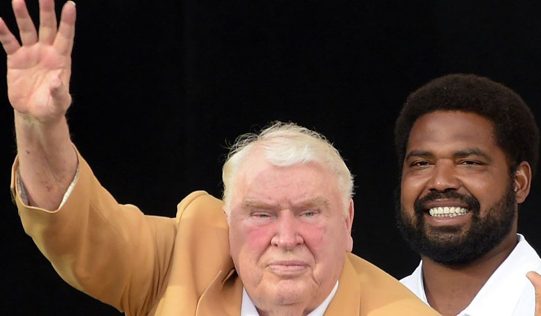 John Madden 'shocked' by how quickly Raiders' move to Las Vegas was approved