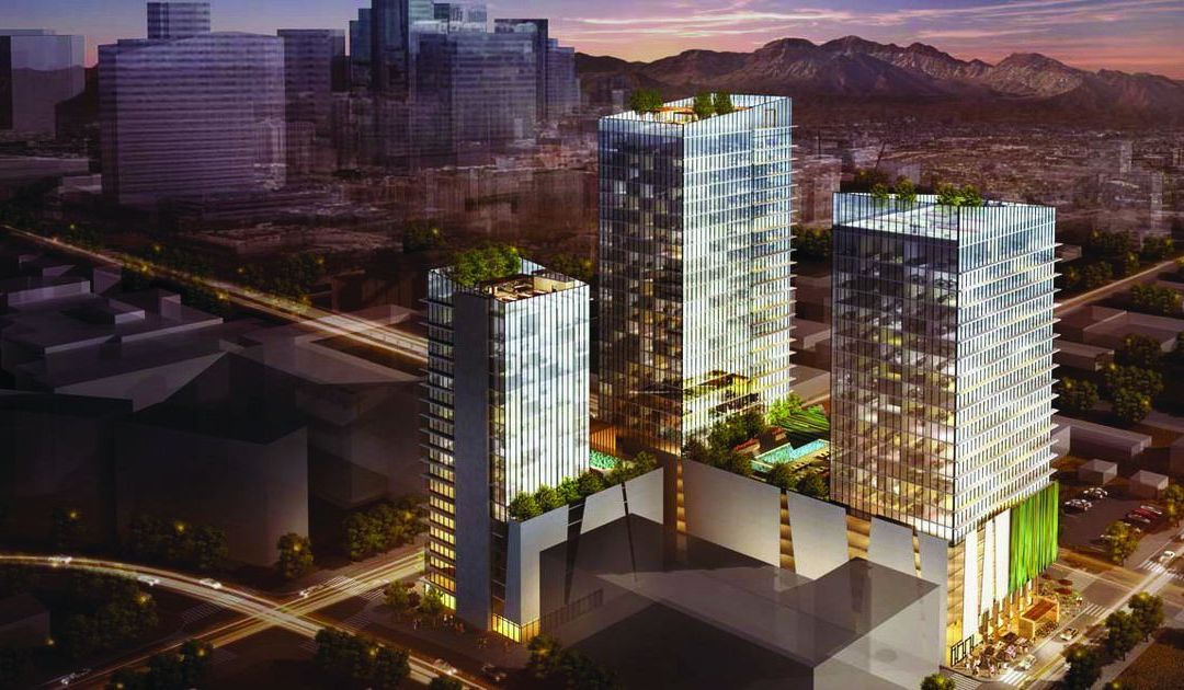 Phoenix considers $9M tax break for high-rises while lawsuit hinders similar project