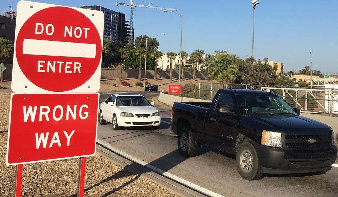 Sensors to abate wrong-way drivers could be in place this year