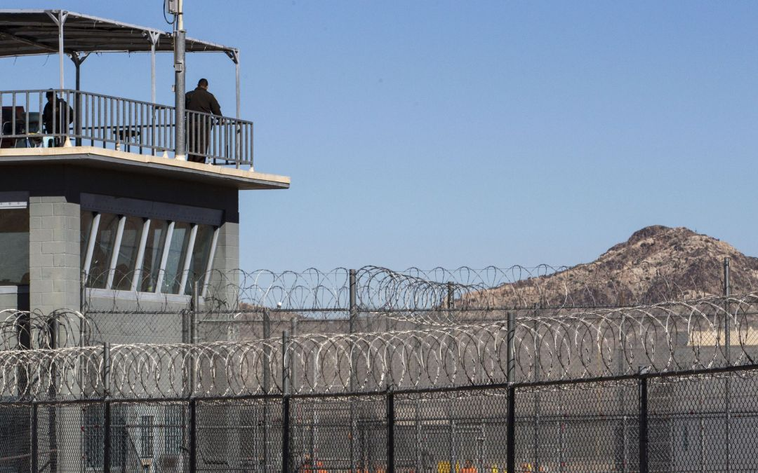 Death of an Arizona prison inmate investigated as a homicide