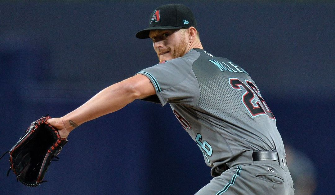 Shelby MIller gets early jump on trip to San Diego