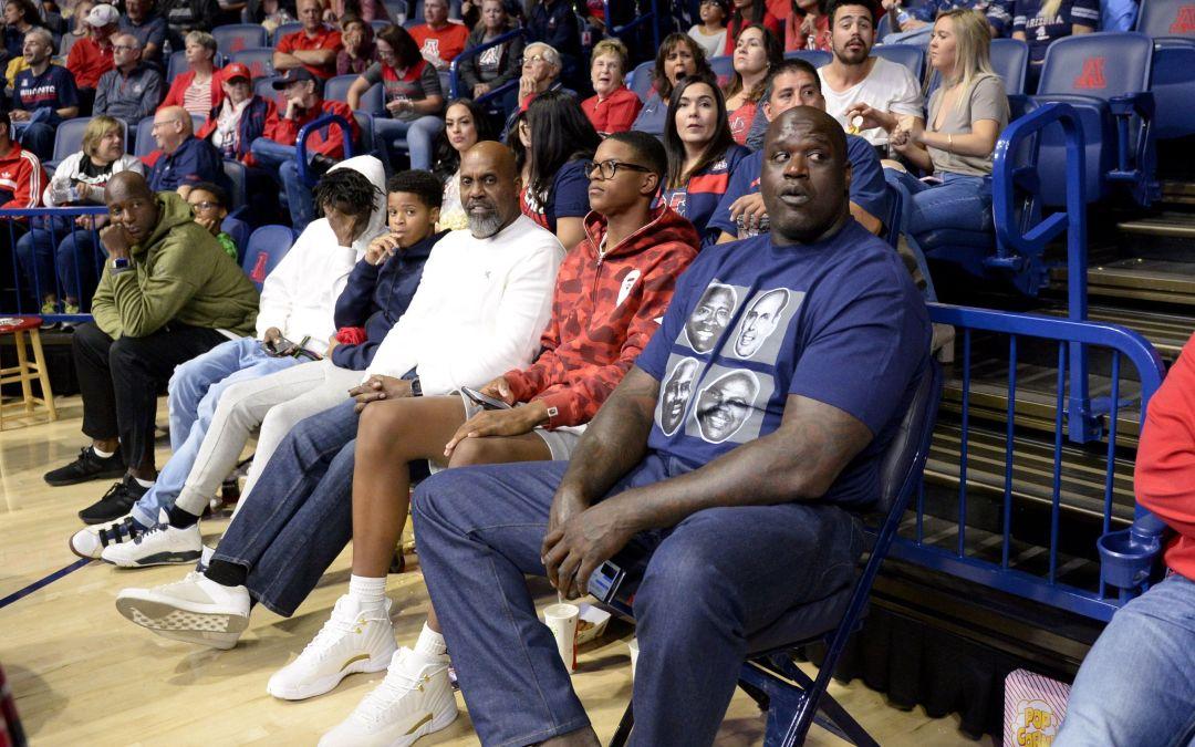 Shareef O'Neal, Shaq's son, commits to Arizona Wildcats
