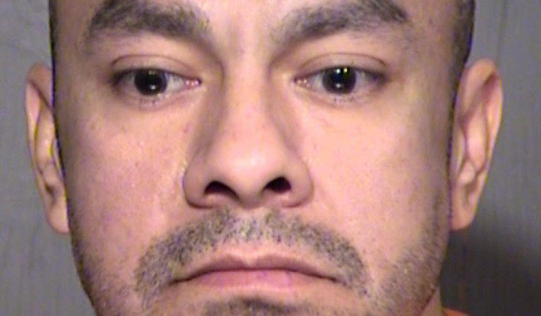 Man arrested in fatal Mesa crash