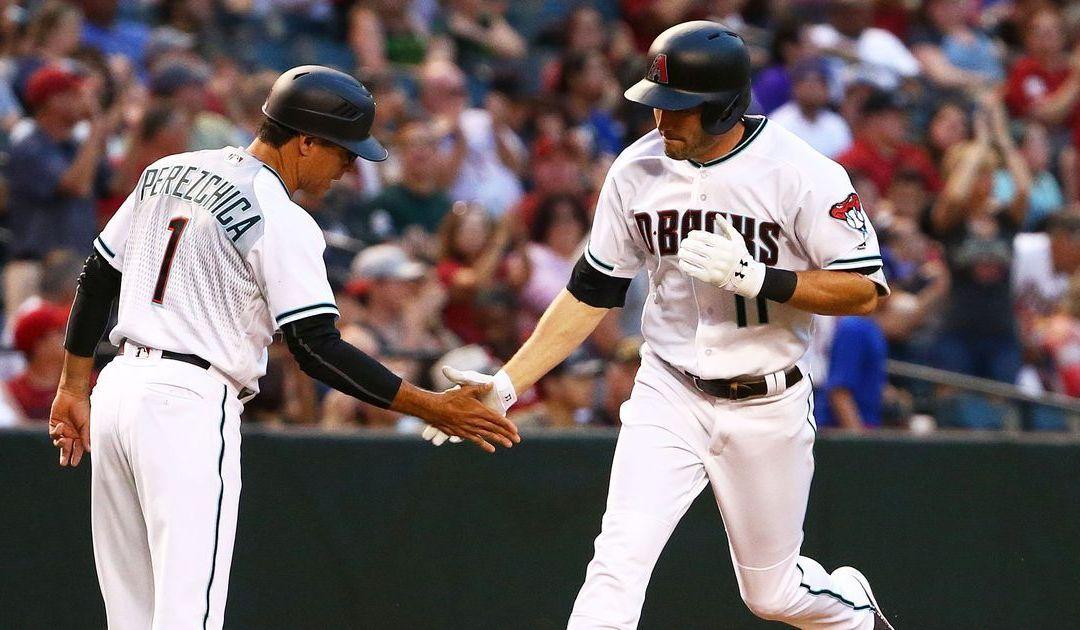 Diamondbacks rally past Dodgers with 9-run eighth