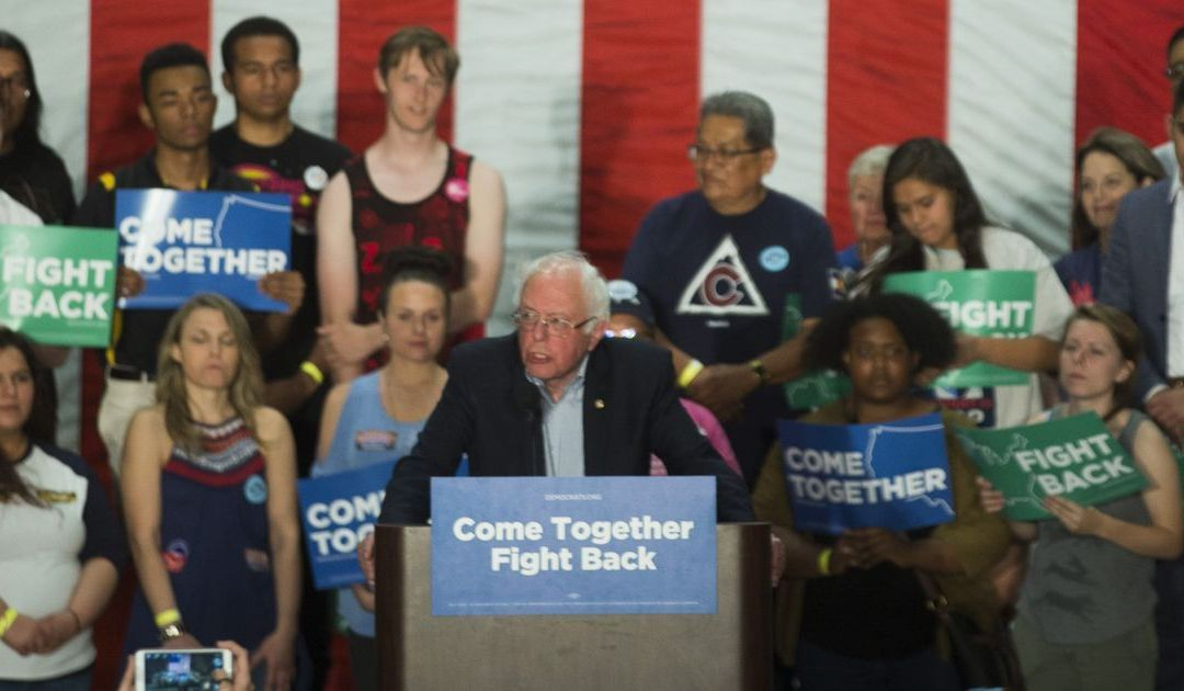 Sen. Bernie Sanders, DNC Chair Tom Perez rally in Mesa with aim of unifying Democrats