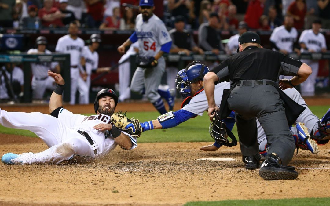 D-Backs look for another win over Dodgers