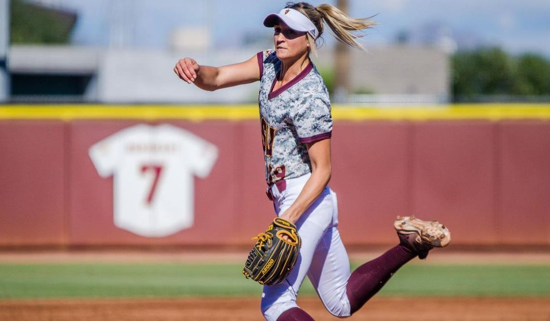 ASU softball looks for 'gritty, not pretty' at No. 3 Arizona
