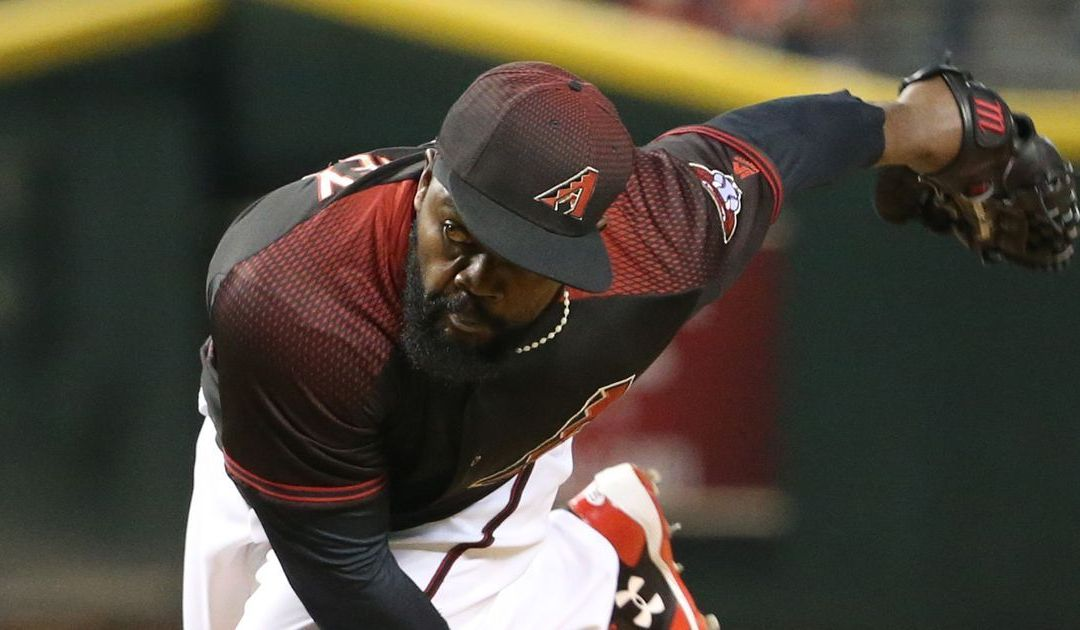 Yasmany Tomas out; Fernando Rodney availability up in air