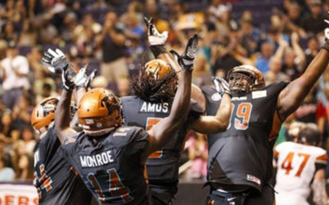 Rattlers find firm footing in Indoor Football League