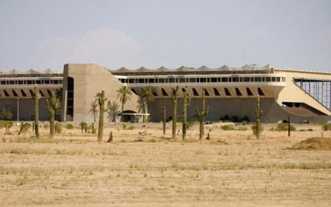 Phoenix Trotting Park in West Valley set for demolition