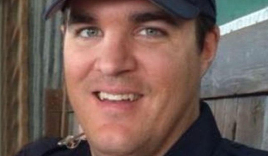 Slain Officer David Glasser honored with historical marker