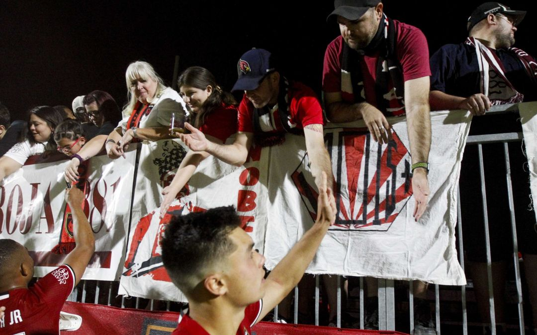 Extra-time goal pushes Phoenix Rising past OKC Energy