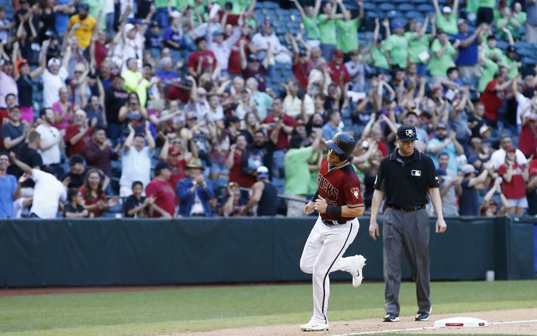 Arizona Diamondbacks figuring out when it's best to rest