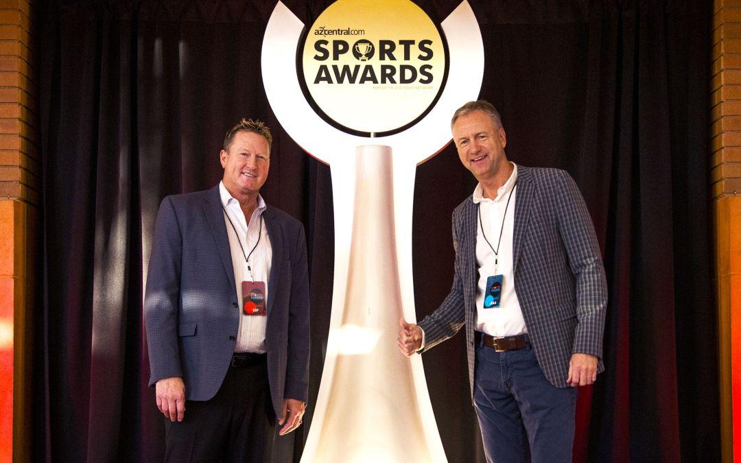 Photos: azcentral.com Sports Awards 2017 guest arrivals