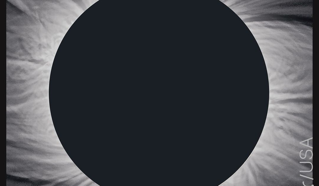 Eclipse photo on new U.S. stamp was taken by Arizonan known as 'Mr. Eclipse'
