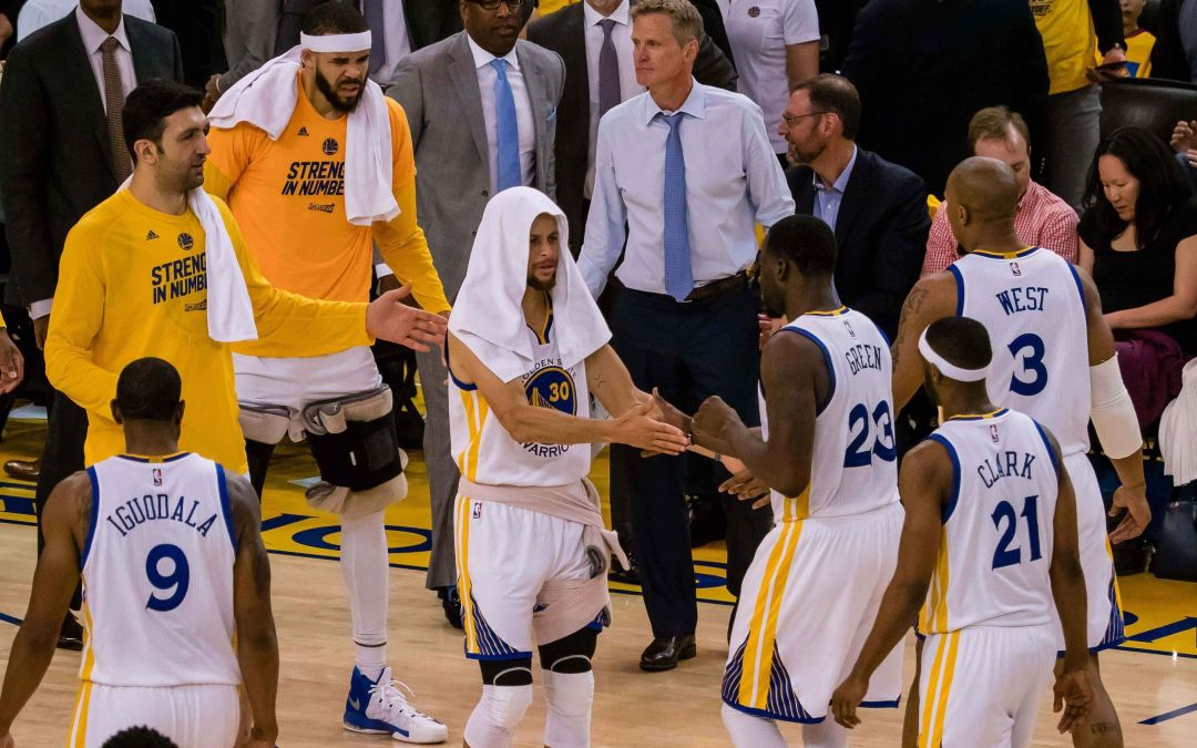 Even in Steve Kerr's absence, Warriors' close-knit culture remains strong