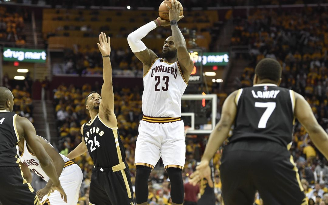 LeBron James 'seeking mastery of the game on all levels'