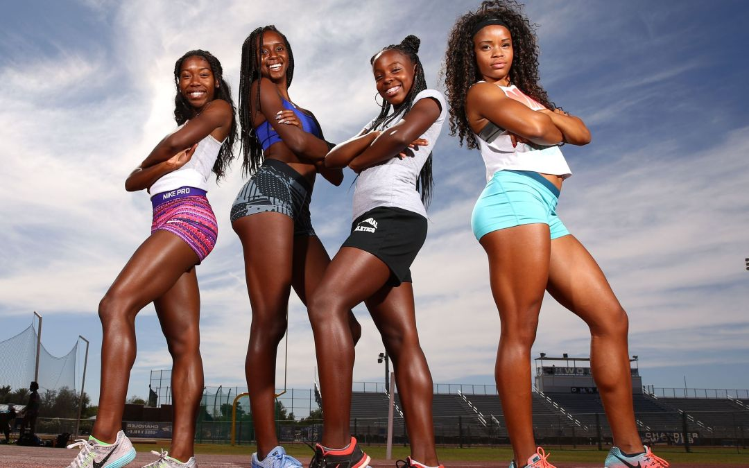 Backstories fuel Chandler's state-record relay team