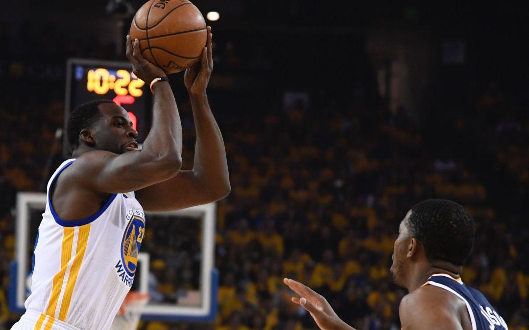 Golden State Warriors top Utah Jazz, take 2-0 series lead