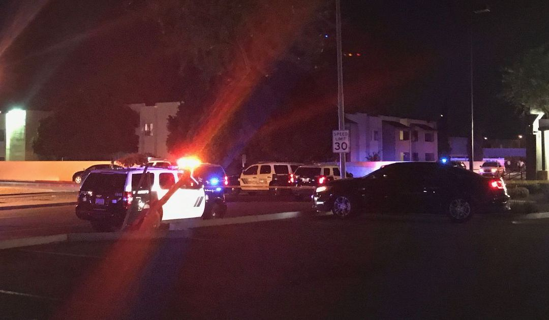 1 person critically wounded in Peoria shooting
