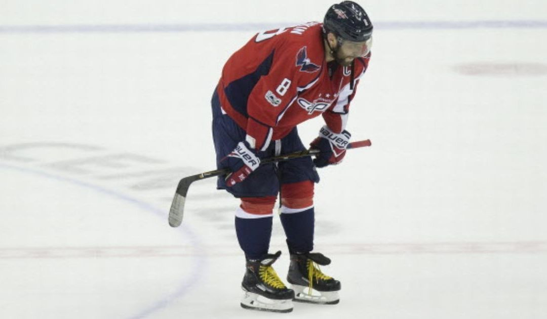 Capitals, Alex Ovechkin fall short in playoffs yet again