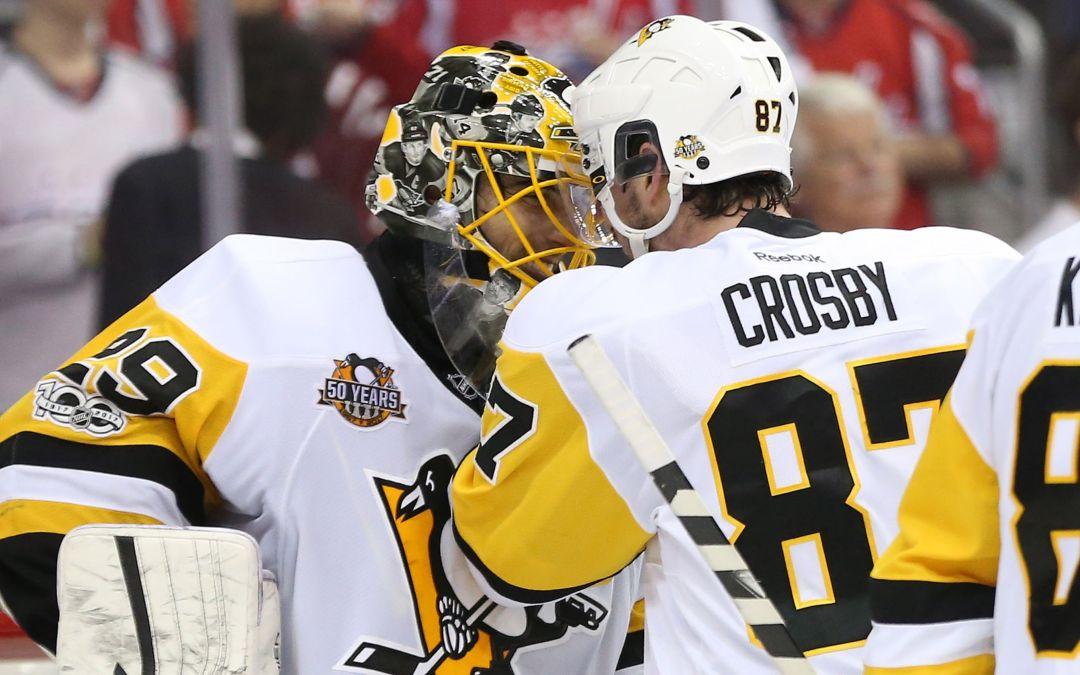 Defending champion Penguins find Stanley Cup form in Game 7