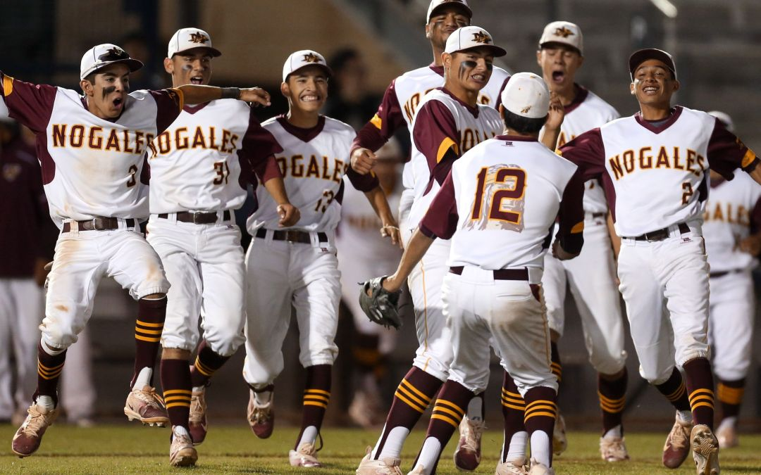 Top-seeded Nogales baseball advances to 4A final