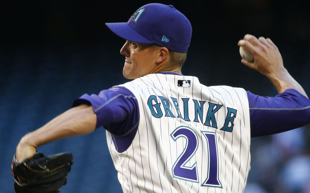 Zack Greinke breezes through early innings vs. Pirates