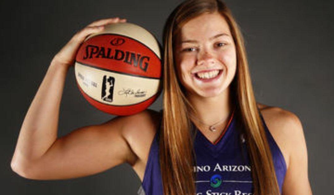 Former ASU star Sophie Brunner makes Phoenix Mercury season-opening roster