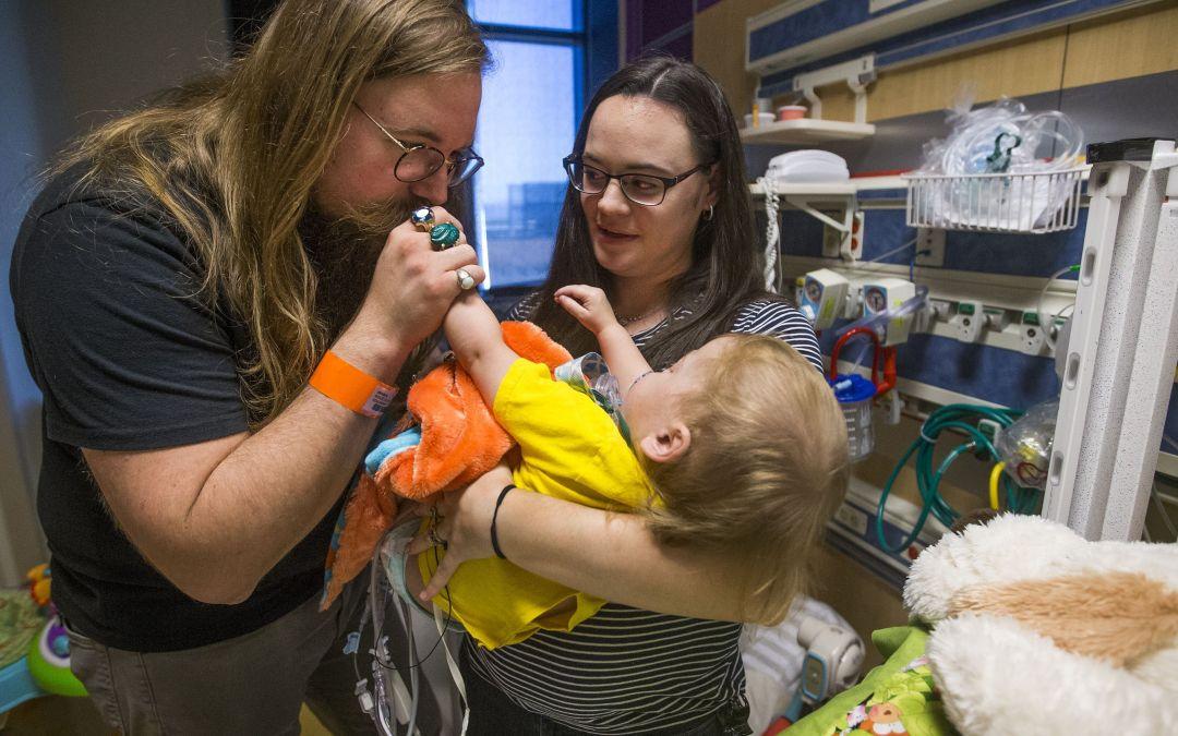 Phoenix baby needs heart transplant