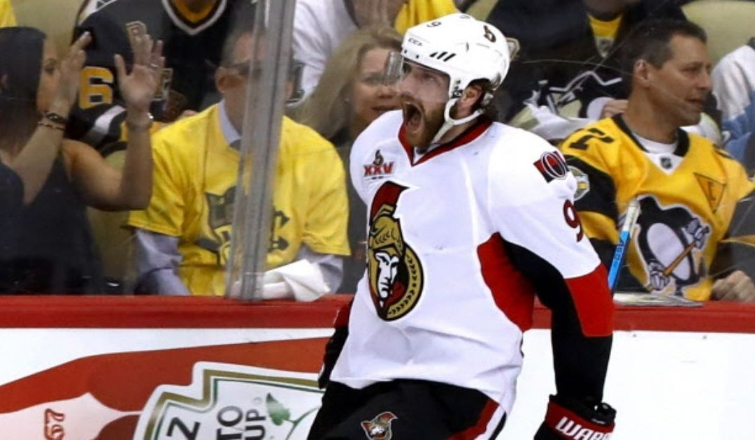 Bobby Ryan finding redemption in Senators playoff run after down year