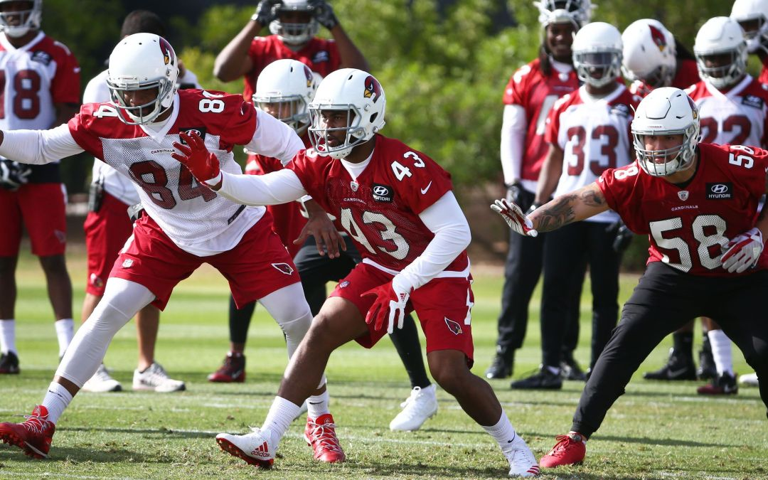 Cardinals' Haason Reddick gets early shot at starting role with Deone Bucannon out