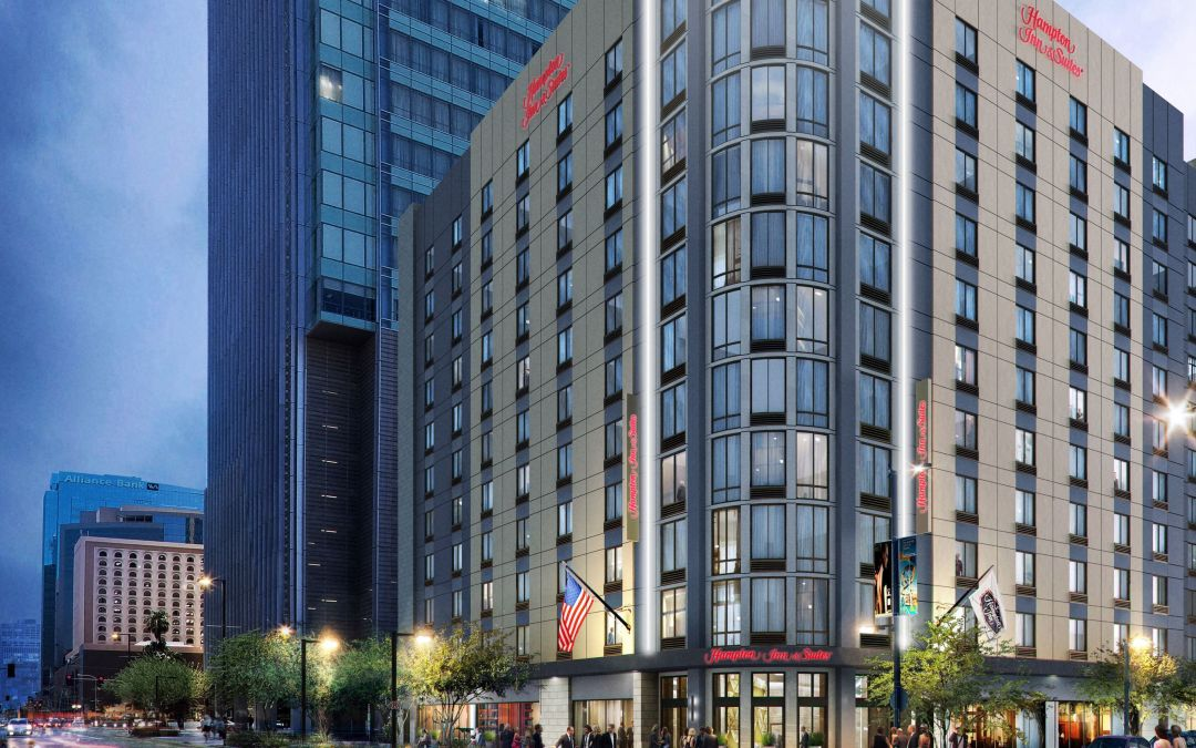 3 new hotels for downtown Phoenix