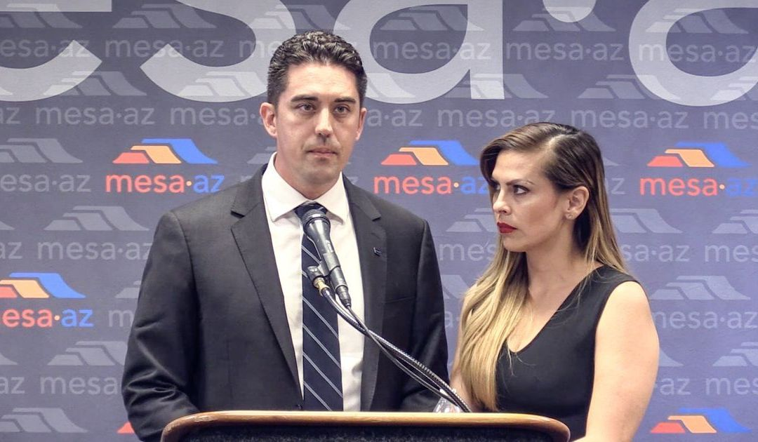 Mesa Councilman Ryan Winkle arrested in DUI will take voluntary leave of absence