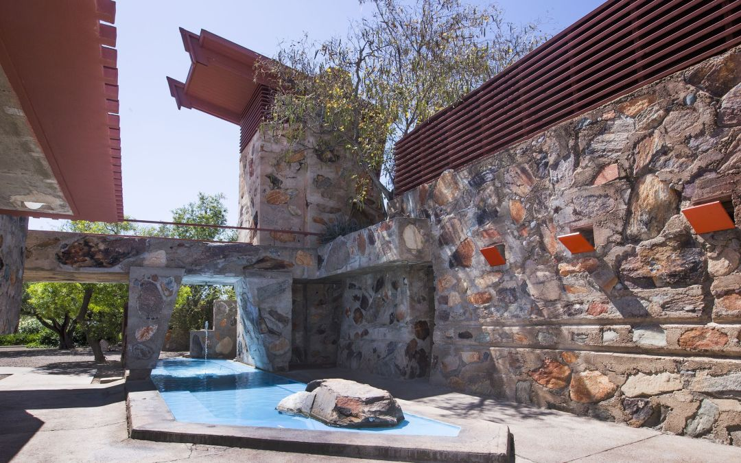 On the 150th anniversary of Frank Lloyd Wright's birth, a new vision for Taliesin West