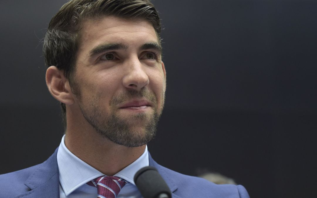 Michael Phelps has more big plans and yes, they involve a pool