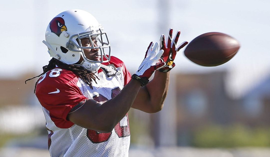 Cardinals' Andre Ellington becomes a full-time receiver, at least for now