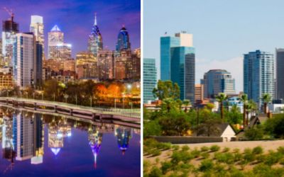 Philadelphia upset that Phoenix is 5th largest city