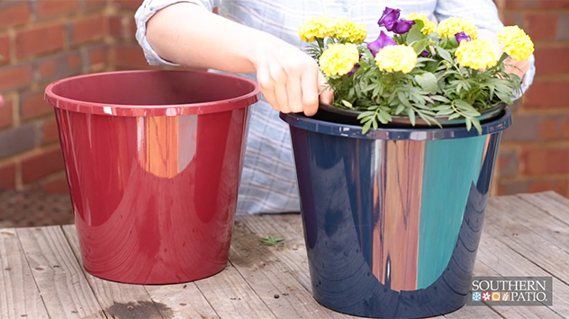 Drop-In Self-Watering Planters | Today's Homeowner