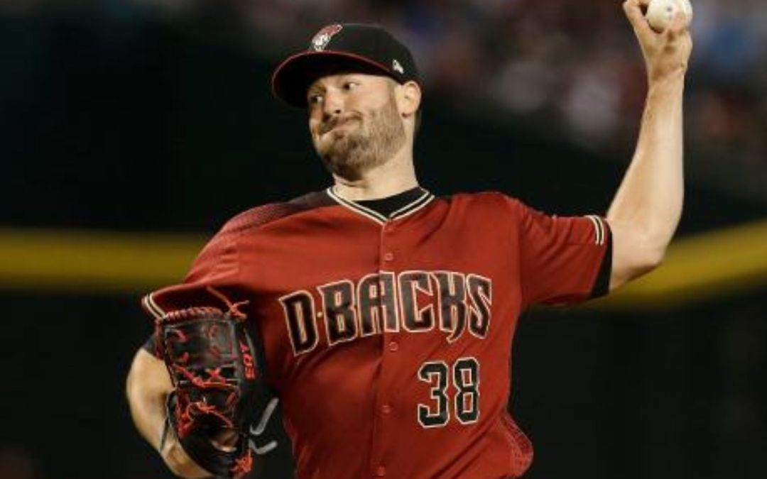 Robbie Ray on D-Backs' win over Brewers